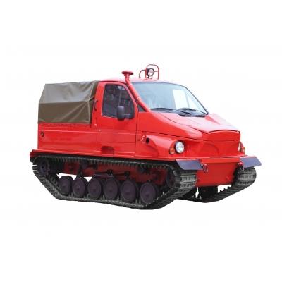 Гусеничный снегоболотоход ГАЗ-34091