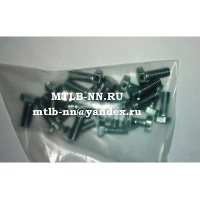 Болт крепления отжимного диска 290641-29