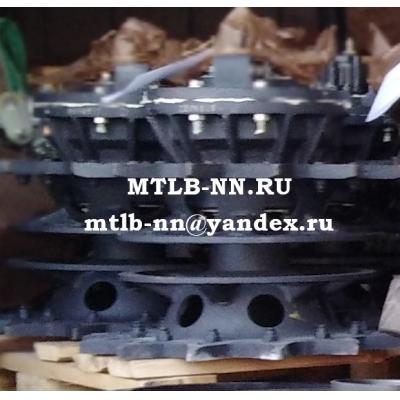 Бортовой редуктор левый 3409-2607011