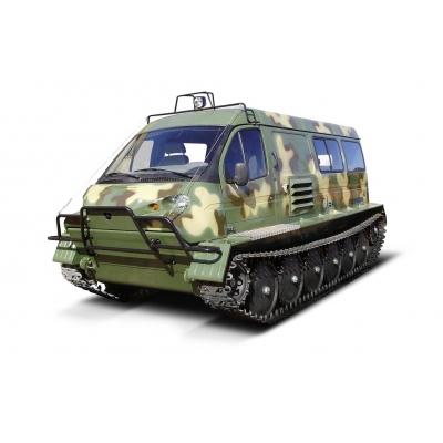 Гусеничный снегоболотоход ГАЗ-34039