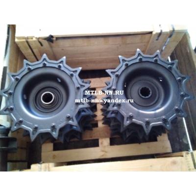 Колесо ведущее РМШ 73-3202010-50