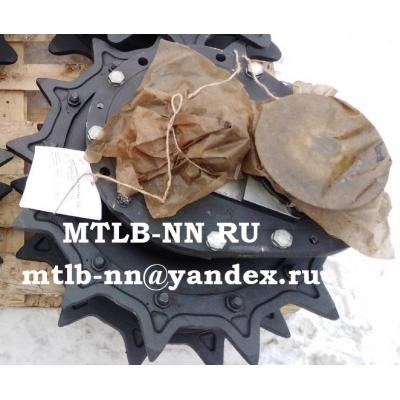 Бортовой редуктор правый РМШ 34036-2607010-10